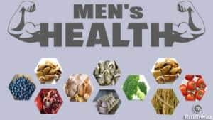Mens healthy food