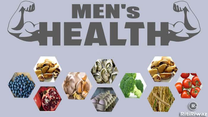10 foods all men should eat