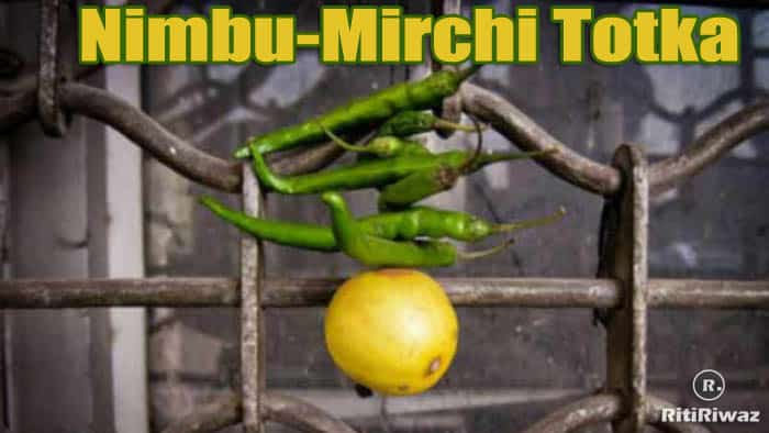 What is 'Nazar Battu' or Nimbu-Mirchi totka