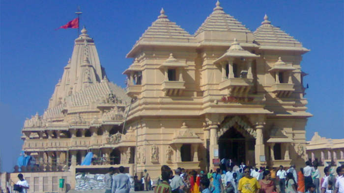 Somnath Closer view