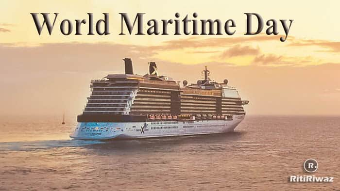 World Maritime Day – September 24