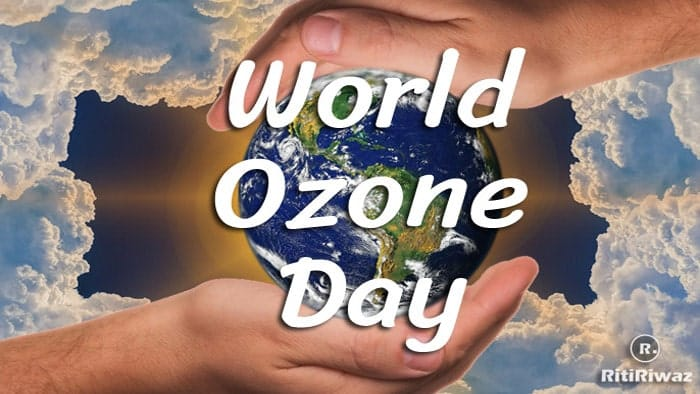 World Ozone Day – September 16
