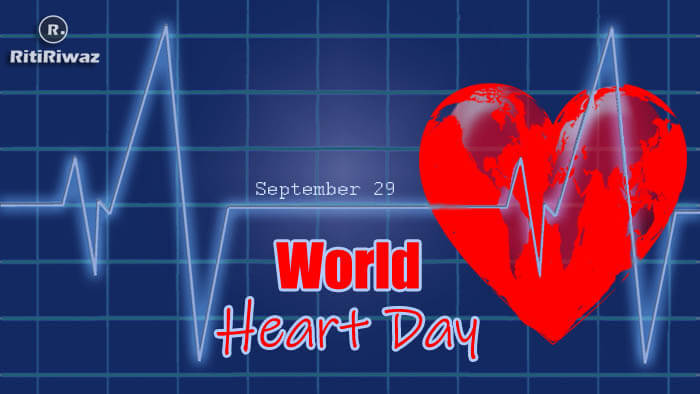 World Heart Day – September 29