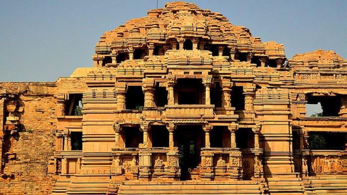 Sas-Bahu Temple