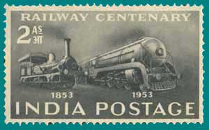 100 years of Indian Railways