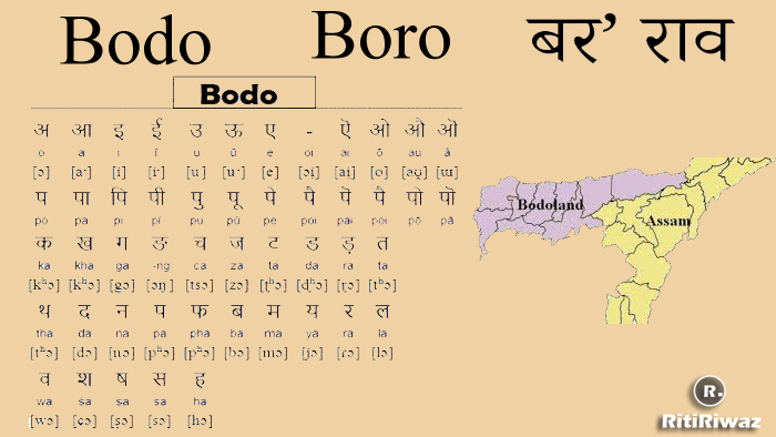 Bodo Language | Boro