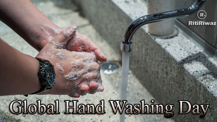 Global Hand Washing Day – 15 October