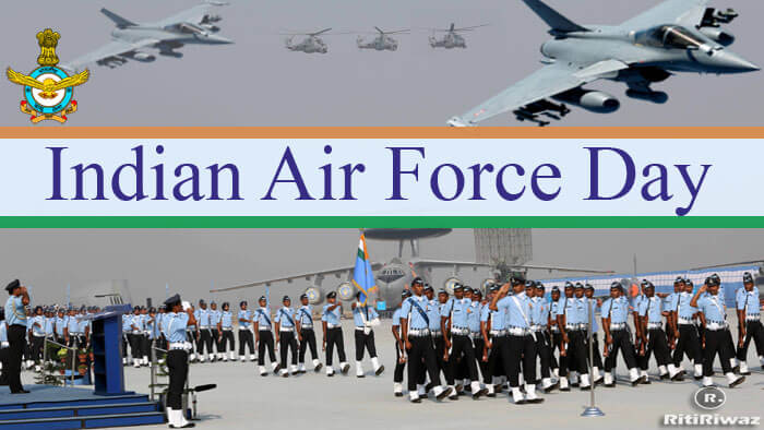 Indian Air Force Day – 8 October