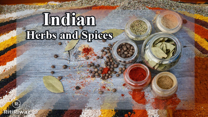 Indian Herbs and Spices Glossary