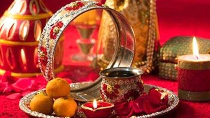 List of items for Karva Chauth Puja
