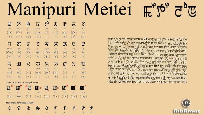Manipuri Language | Meithei