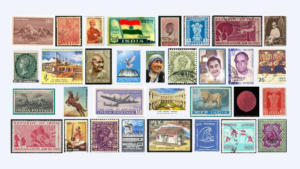 Old Indian Stamps