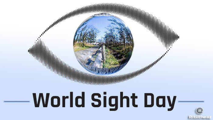 World Sight Day – Second Thursday of October