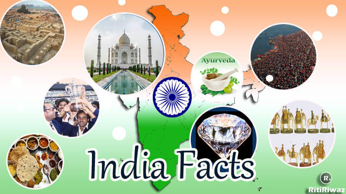 20 Intersting Facts About India