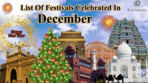 December Festivals