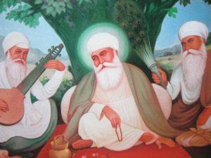 Guru-Nanak-Ji-Te-Bala-Mardana
