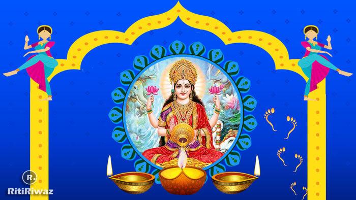Lakshmi Maa Aarti – Om Jai Laxmi Mata