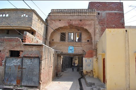 Real Historical House of Guru Nanak Dev Ji