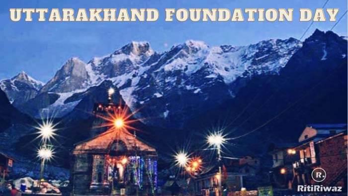 Uttarakhand Foundation Day