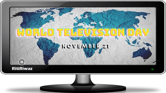 World Television Day – 21st November