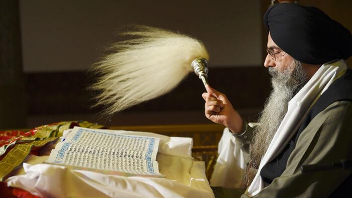 guru granth sahib care