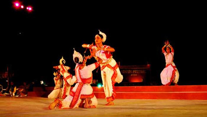 Konark dance festival