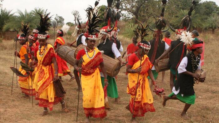 Chhatisgarh Folk Dance