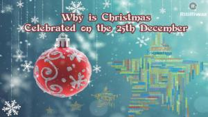 Christmas on 25 Dec
