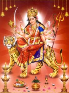 Durga Vahana