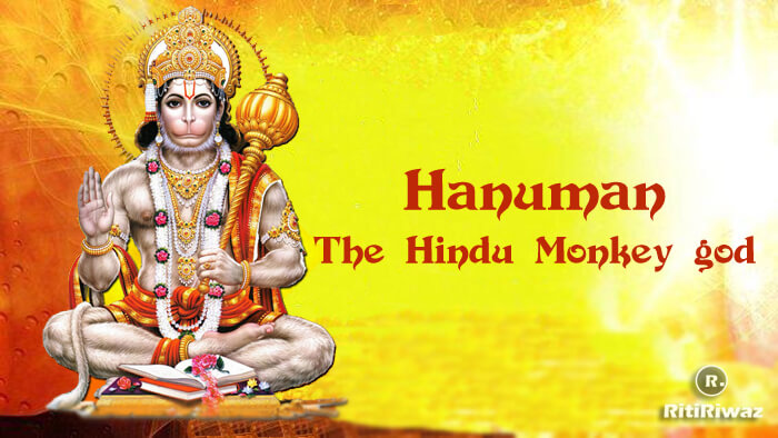 Hanuman – The Hindu Monkey God
