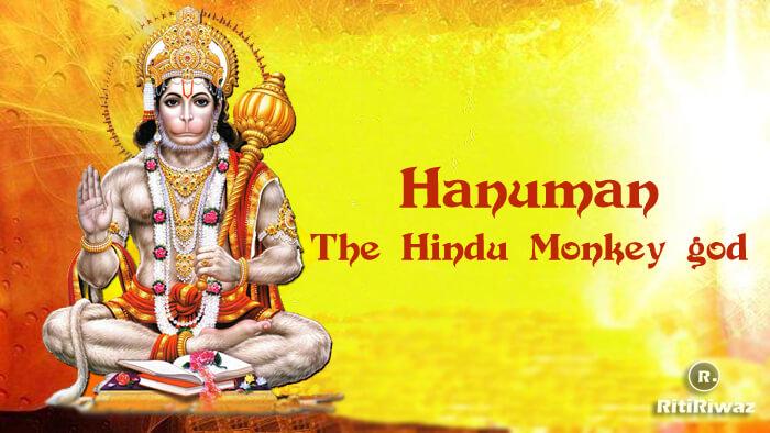Hanuman – The Hindu Monkey God