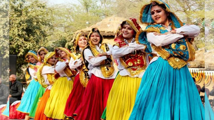 Haryana folk dance