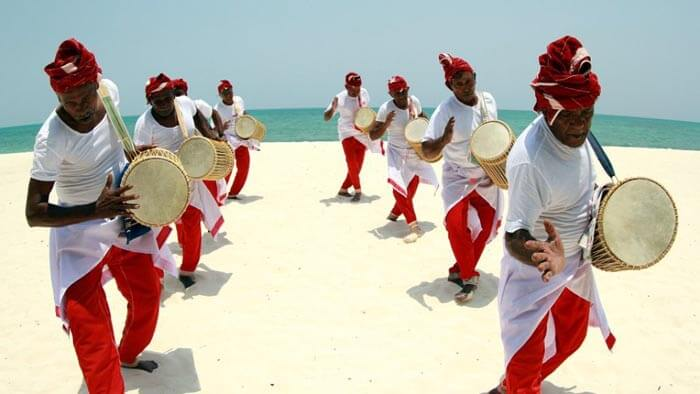 Lakshadweep Folk dance