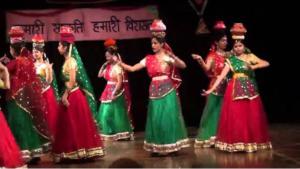 Madhya Pradesh Matki dance