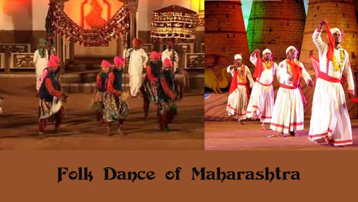 Maharashtra folk dance