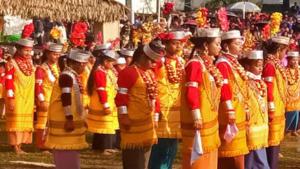 Meghalaya Shad Suk Mynsiem dance