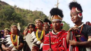 Nagaland dance