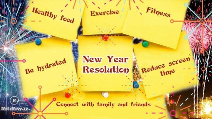 10 Easy New Year Resolution Ideas