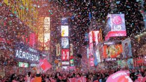 New york new year