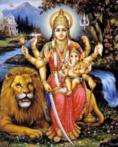 Parvati Vahana