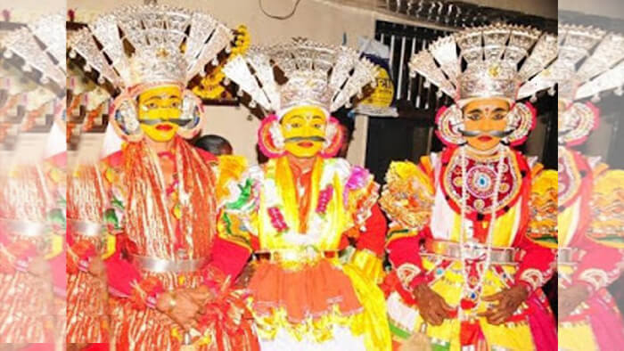 Puducherry Garadi dance