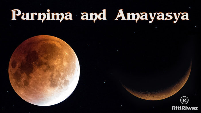 Purnima and Amayasya Days