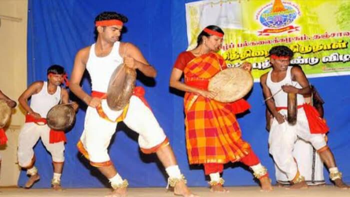 Tamil nadu Folk dance