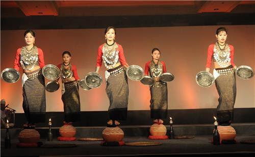 Tripura hojari dance
