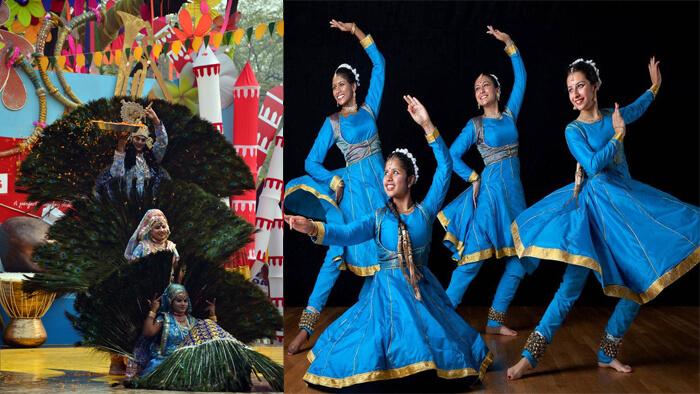 Uttar Pradesh Folk Dance