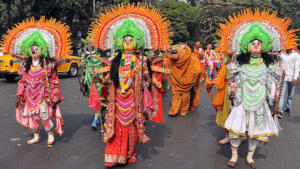 West Bengal Gambhira dance