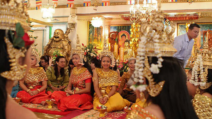 cambodia new year
