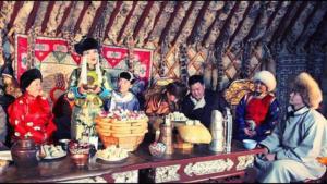 mongolia new year