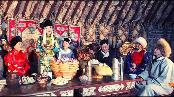 mongolia new year