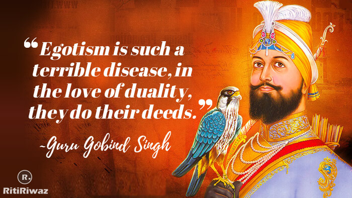 20 Popular Guru Gobind Singh Quotes
